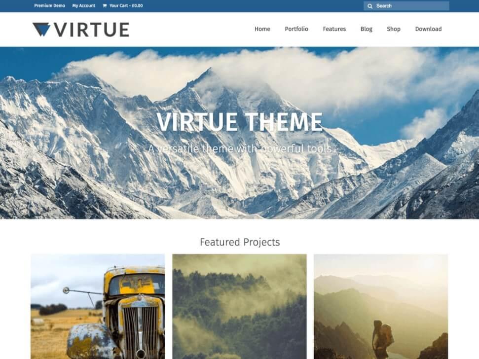 shopping ecommerce wordpress theme free download 3