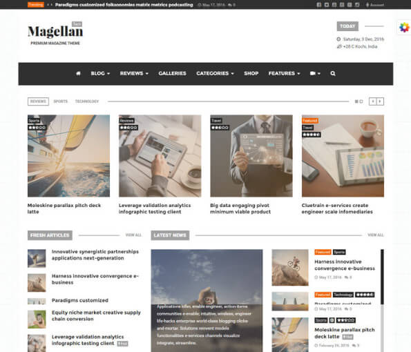 top 10 best wordpress magazine themes 2