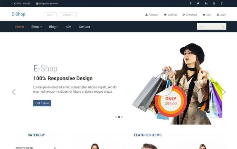 top free ecommerce wordpress themes 2