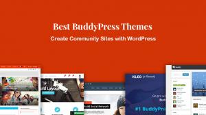 Buddy Press Themes